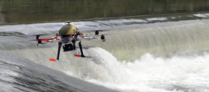 WATER RECOVERY FLIGHT